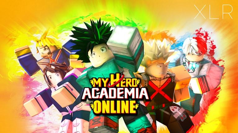 Top 15 My Hero Academia Roblox Games