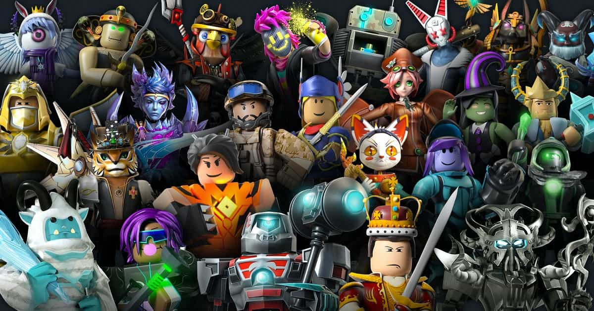 Top 15 Old Roblox Games