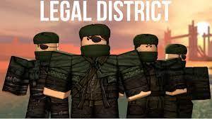 Legal District