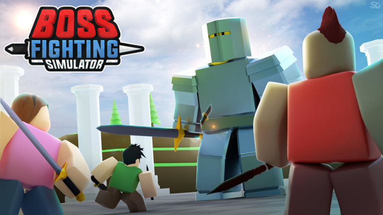 Boss Fighting Simulator