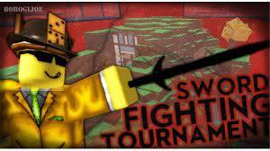 Sword Fighting Tournament