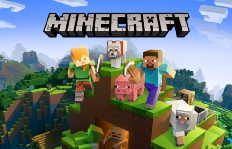 How much data does Minecraft use