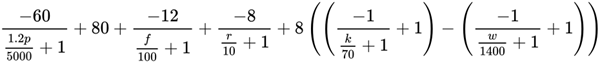 miked formula