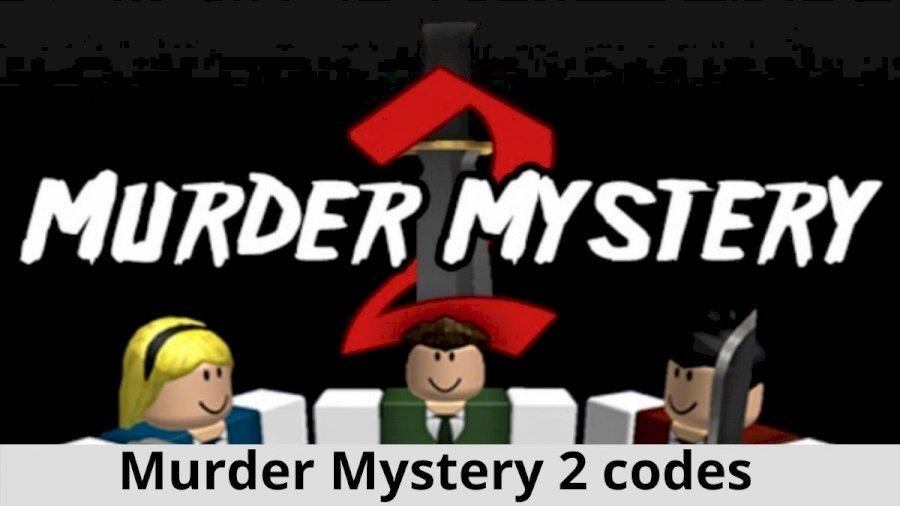 Roblox: Murder Mystery 2 codes 2021
