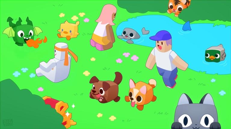 How to get Pog cat in Pet Simulator X