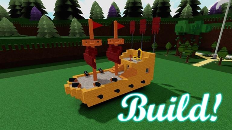 Roblox: Build a Boat for treasure codes 2021