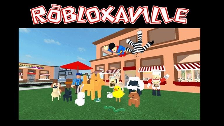 Robloxaville